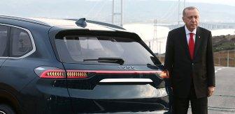 Erdoğan'dan yerli otomobille ilgili iddialı sözler! Şarj istasyonu konusuna da değindi