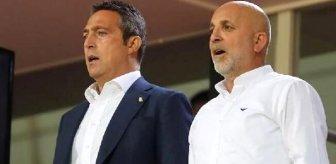 Fenerbahçe galibiyeti sonrası Alanyaspor Başkanı Çavuşoğlu: Ali Koç ve Acun Ilıcalı'yı halı sahada da yendik