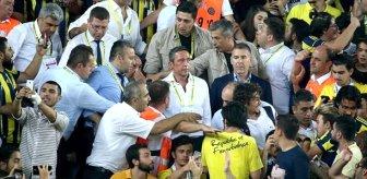 Fenerbahçe taraftarının sabrı taştı! Kadıköy'de tribünler, Ali Koç'u istifaya çağırdı