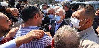 İzmir'e giden Kılıçdaroğlu'na vatandaştan sert tepki: Bu söylenecek kelime mi?