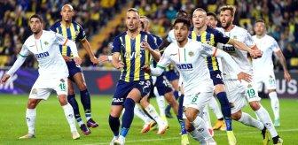 Zirve yolunda ağır yara! Fenerbahçe, Alanya karşısında son saniyelerde yıkıldı
