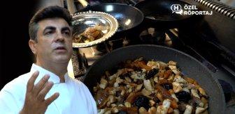 600 yıllık eşsiz lezzetler! Usta aşçı, Osmanlı mutfağının sırlarını paylaştı