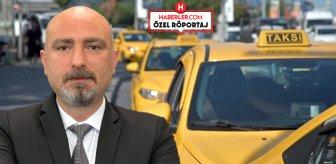 Yeni proje, taksi sorununu çözecek mi? İBB Ulaşım Daire Başkanı detayları anlattı