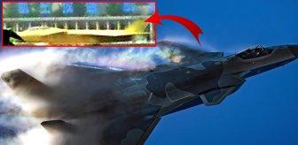 Görüntüler sızdırıldı! Çin yalnızca bir tane ürettiği savaş uçağıyla dünyaya korku salacak