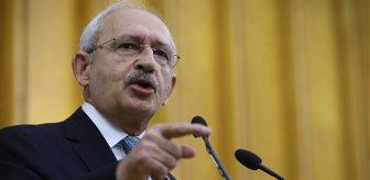 Kılıçdaroğlu'nun toplantıya damga vuran